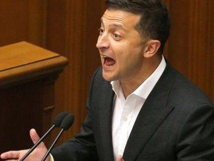 «Я вас приб'ю, якщо ви мене зрадите»: Зеленський погрожує слугам народу