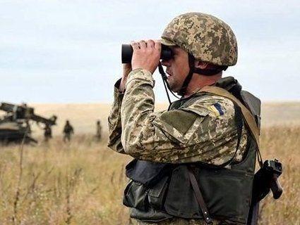 Бойовики обстріляли українські позиції із забороненої зброї