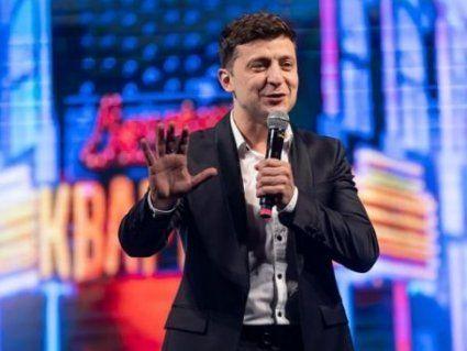 Зеленський вважає себе більше актором чи президентом?