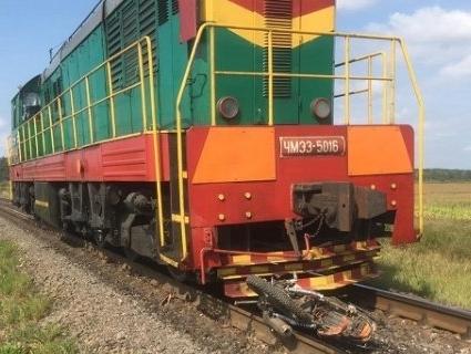 Смертельна ДТП у Рівному: локомотив збив неповнолітнього мотоцикліста