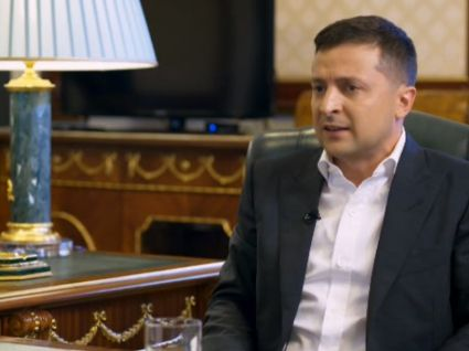 Чи вийде економіка України з «тіні» та що робити із нелегальним бурштином – Зеленський