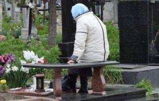 На Черкащині вбили жінку на цвинтарі через день народження