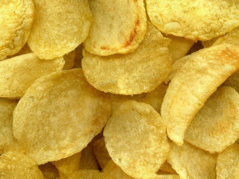 Хлопчик осліпнув через чіпси і картоплю фрі