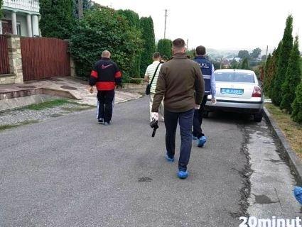 Замах на ректора вишу в Тернополі: після вибуху він і дружина в реанімації (фото)