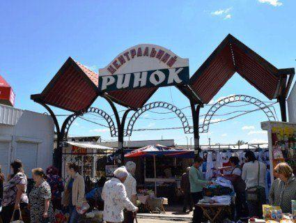 Ринок у Луцьку закривають через «півмарафонців»