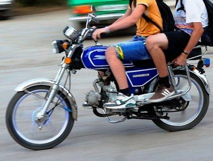 На Волині четверо підлітків опинились в травматології і реанімації, «осідлавши» один мотоцикл