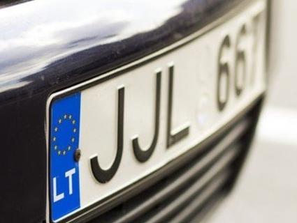 За цей час оштрафували більше 240 «євробляхарів»