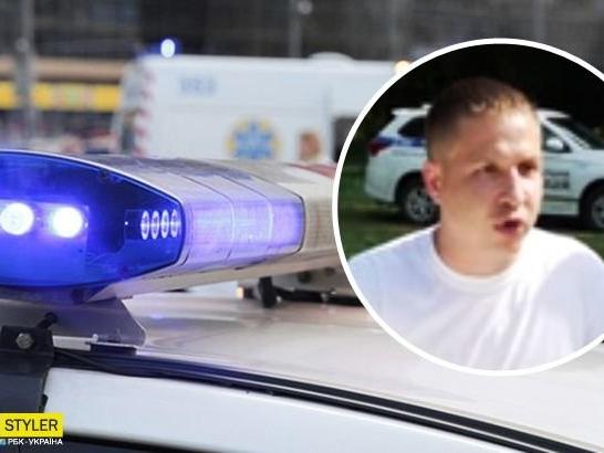 П'яний прокурор ледь не збив людину і напав на поліцейських (відео)
