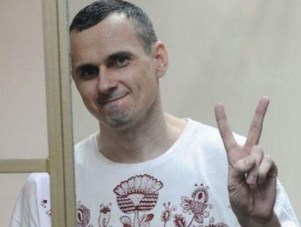 Сенцов про зубату Росію, обмін полонених та війну: онлайн-трансляція