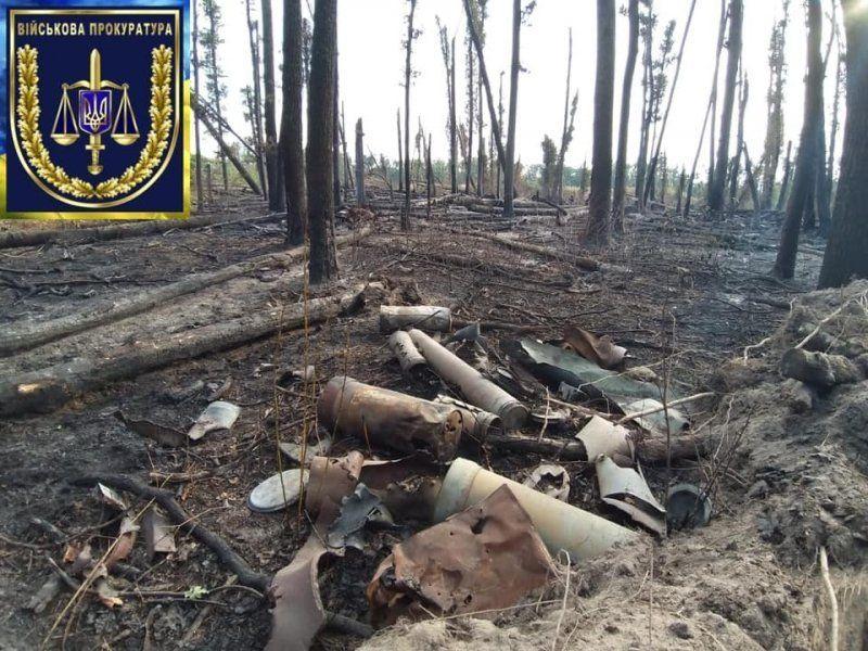 Вибухи на арсеналі у Калинівці сталися через горіння сухої трави (фото)