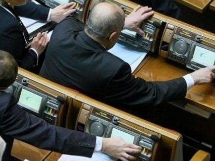 Кнопкодави: замість волинського нардепа голосують інші слуги