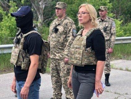 Бойовики передали Україні ще 54 ув'язнених