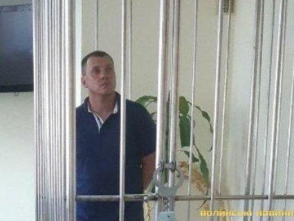 «Тітушку», який проломив череп луцькому активісту, відпустили додому