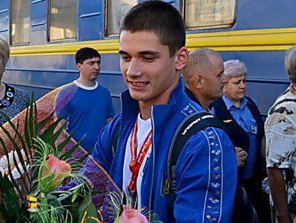 Український паралімпієць став чемпіоном світу з плавання