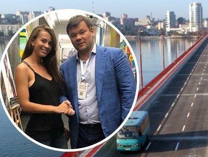 Нехай роздягається мер: Богдан зустрівся з фотомоделлю, що обіцяла оголитися на мосту