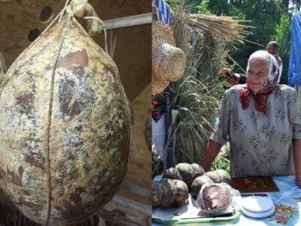 «Поліський хамон»: у Рівному приготують мацика на 65 000 євро