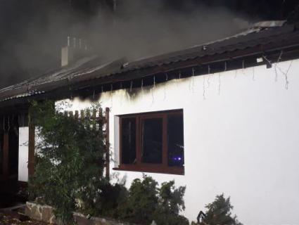 Підпал будинку Гонтаревої: версія правоохоронців