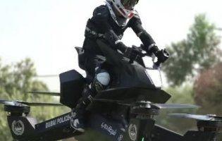 В Японії анонсували літаючий мотоцикл