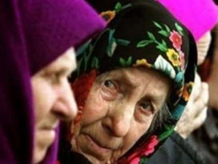 В Україні переглянуть пенсійний вік для жінок