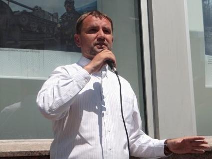 Голови геть: В'ятрович більше не очолює Інститут нацпам'яті