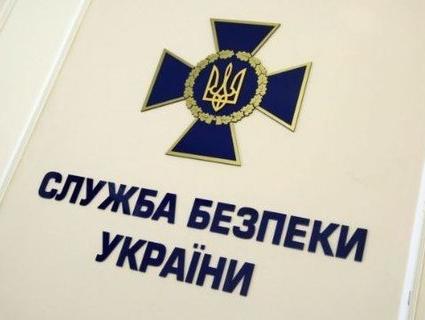 СБУ проводить обшуки у відділенні поліції