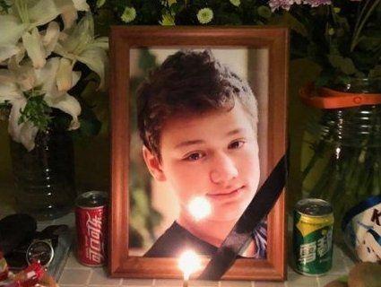 У Китаї з багатоповерхівки вистрибнув 13-річний українець