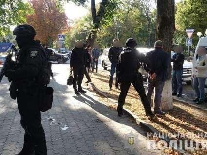 На Полтавщині пов'язали мафіозі «Самвела Донецького» і його свиту