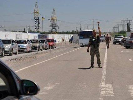 На кордоні з Кримом будують нові пункти пропуску