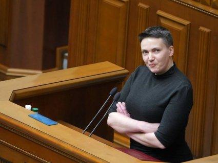 Знімок Савченко викликав гомеричний регіт у мережі (фото)