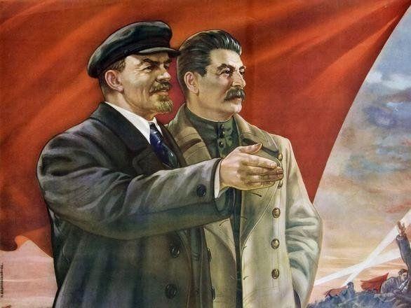 Ленін і Сталін довели лучанина до криміналу