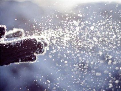 «Зима близько»: в українському місті засніжило (фото)