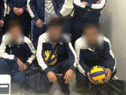 У Греції затримали сирійців, що видавали себе за волейболістів з України