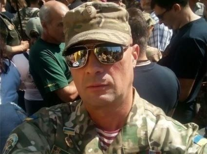 Пішов на війну заради коханого: український воїн-гей зробив публічну заяву