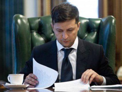 Президент Зеленський не підписав закон про імпічмент