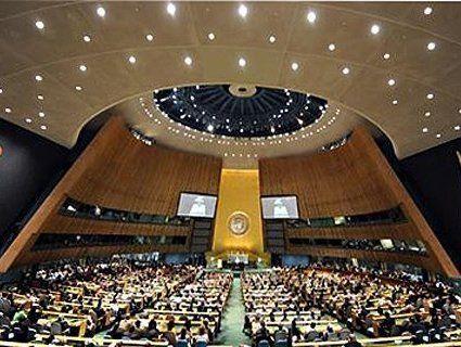 Російську делегацію не пустили на Генасамблею ООН