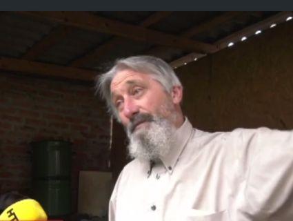 «Пекельні пристрасті»: на Харківщині священику спалили хату через ревнощі (відео)