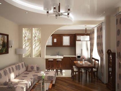 В Україні дозволили проектувати кухні-ніші та кухні-вітальні