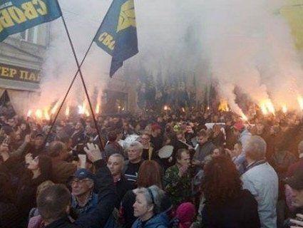 Повідомили, коли у Києві пройде марш УПА