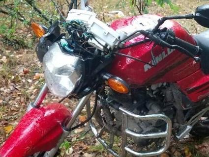 На Волині молодик вкрав два мотоцикли