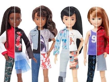 Гендерна рівність: ляльки можуть бути і дівчинкою, і хлопчиком (фото)
