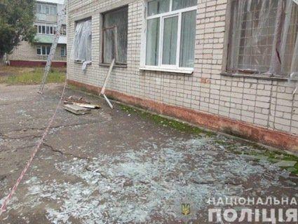 На Сумщині при вибуху в пекарні постраждали троє людей (фото)
