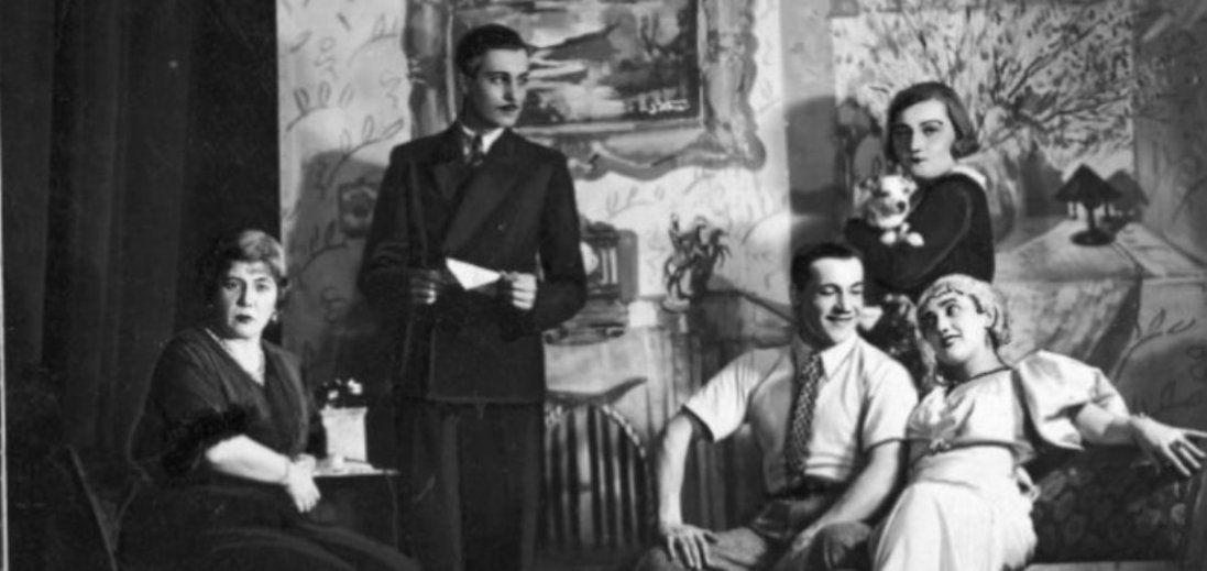 Актори, що працювали в Луцьку 100 років тому (фото)
