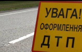 Аварія під Луцьком: госпіталізували восьмирічного хлопчика