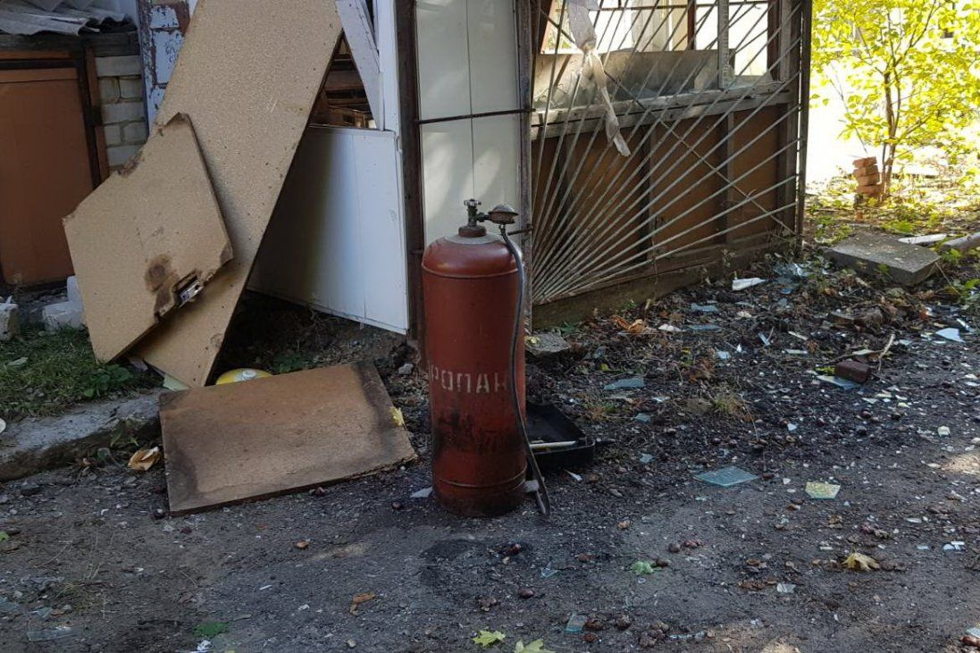 У Харкові від вибуху газу постраждали двоє людей