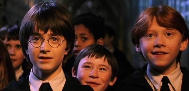 Архівне відео з «Гаррі Поттера» розчулило мережу