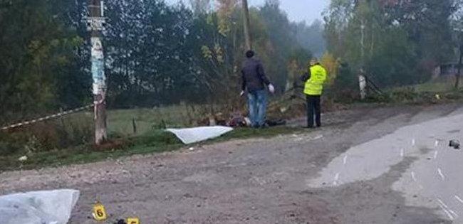На Тернопільщині в устілку п'яний водій «бехи» убив двох хлопців (фото)