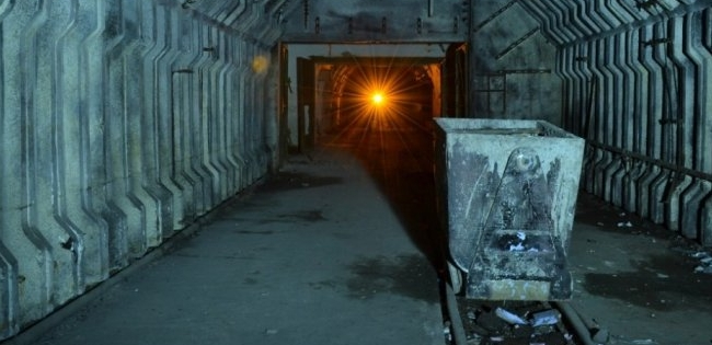 На Донеччині загорілася шахта