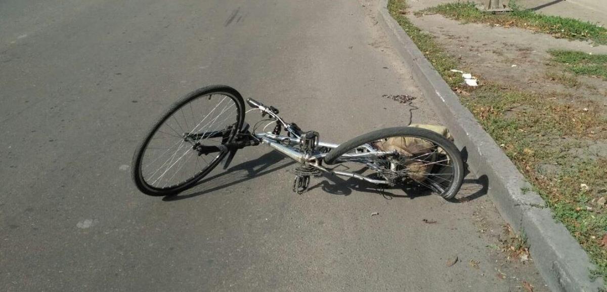 У Луцьку п'яний водій збив велосипедиста – потерпілий у реанімації