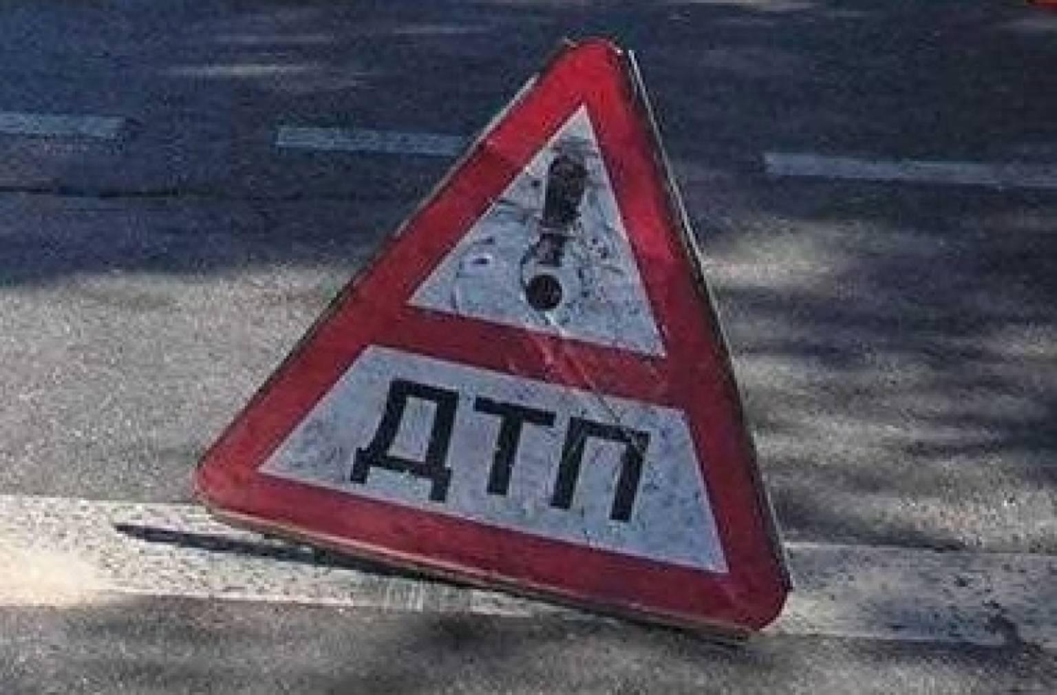 ДТП біля мосту в Луцьку паралізувала рух (фото)