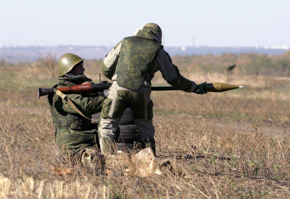 В ОРДЛО звільнять всіх бойовиків без російського громадянства